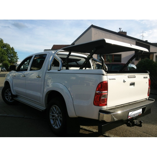 TOYOTA HILUX VIGO D-CAB TOPUP COVER © MIT STYLING BAR