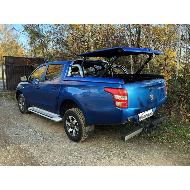 FIAT FULLBACK D-CAB TOPUP COVER © MIT STYLING BAR
