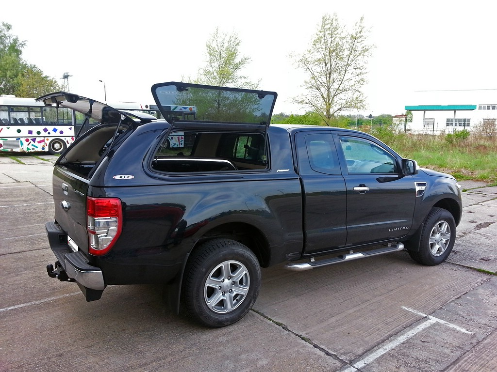 ford ranger extra cab hardtops version ii kundenfotos. Black Bedroom Furniture Sets. Home Design Ideas