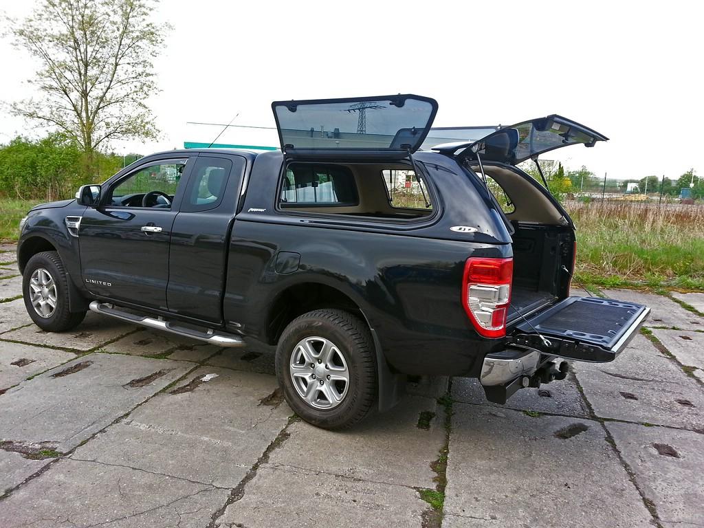 ford ranger extra cab hardtops version ii kundenfotos. Black Bedroom Furniture Sets. Home Design Ideas