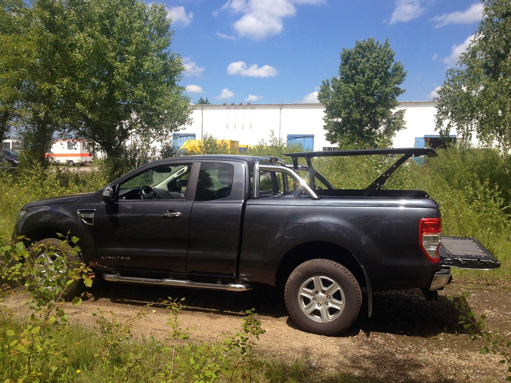 Ford Ranger Extra Cab Topup Cover Kundenfoto 3