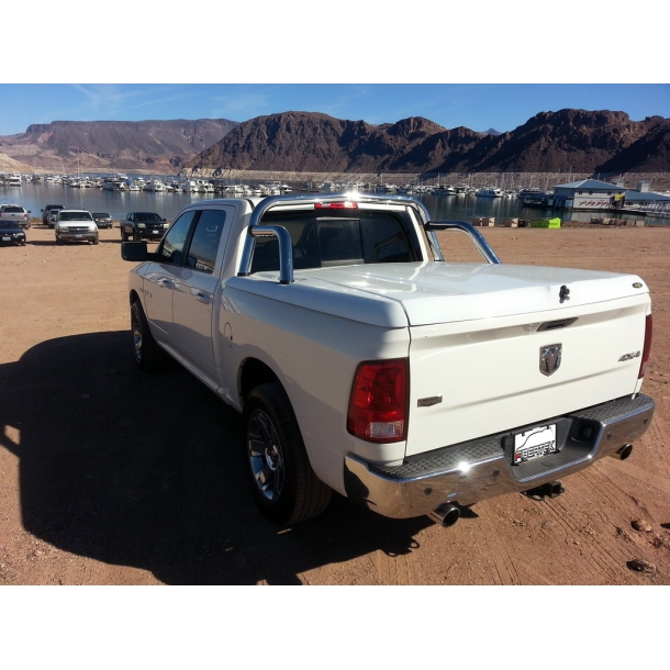 DODGE RAM 1500 CREW-CAB TOPUP COVER © MIT STYLING BAR