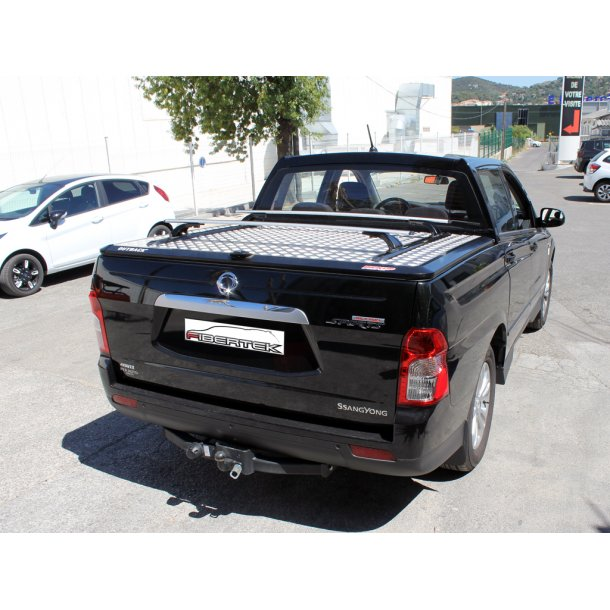 SSANGYONG ACTYON SPORT D-CAB OUTBACK