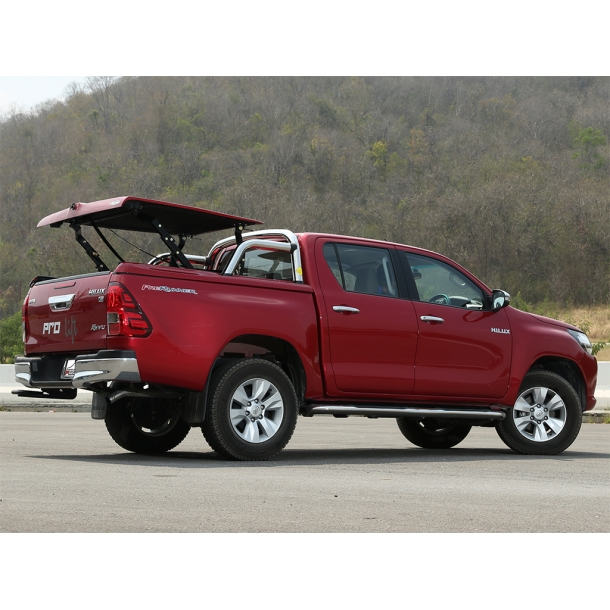 TOYOTA HILUX REVO D-CAB TOPUP COVER © MIT STYLING BAR