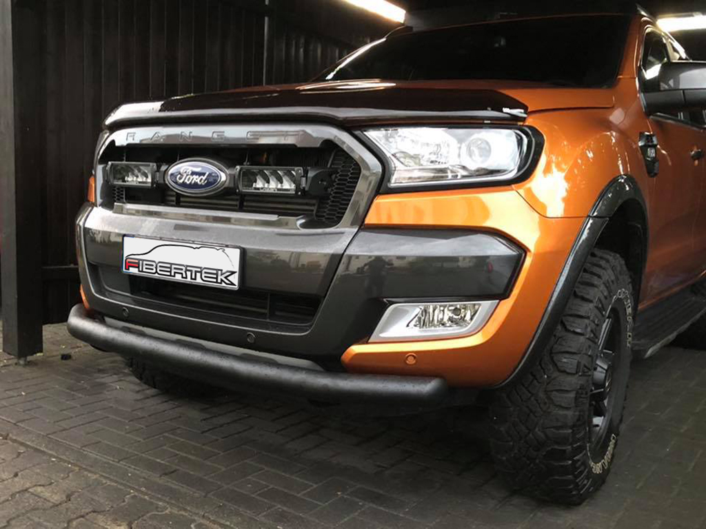 ford ranger frontguard zubeh r fibertek the perfect. Black Bedroom Furniture Sets. Home Design Ideas