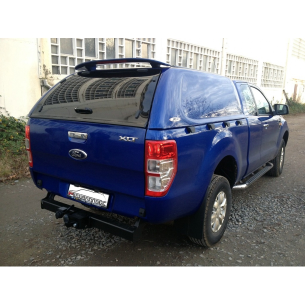 FORD RANGER EXTRA-CAB HARDTOP COMMERCIAL