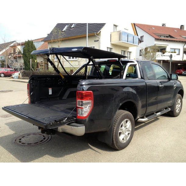 FORD RANGER EXTRA-CAB TOPUP COVER © FÜR OEM STYLING BAR