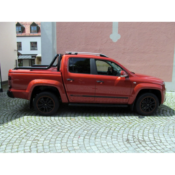 VW AMAROK D-CAB TOPUP COVER © FÜR ORIGINAL CANYON BAR - V6 STYLING BAR PLUS