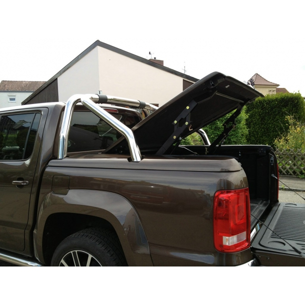 vw amarok topup cover f r original styling bar v6. Black Bedroom Furniture Sets. Home Design Ideas